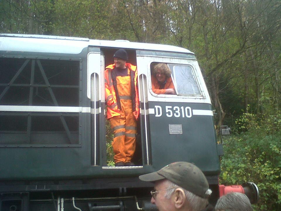 D5310 rescue