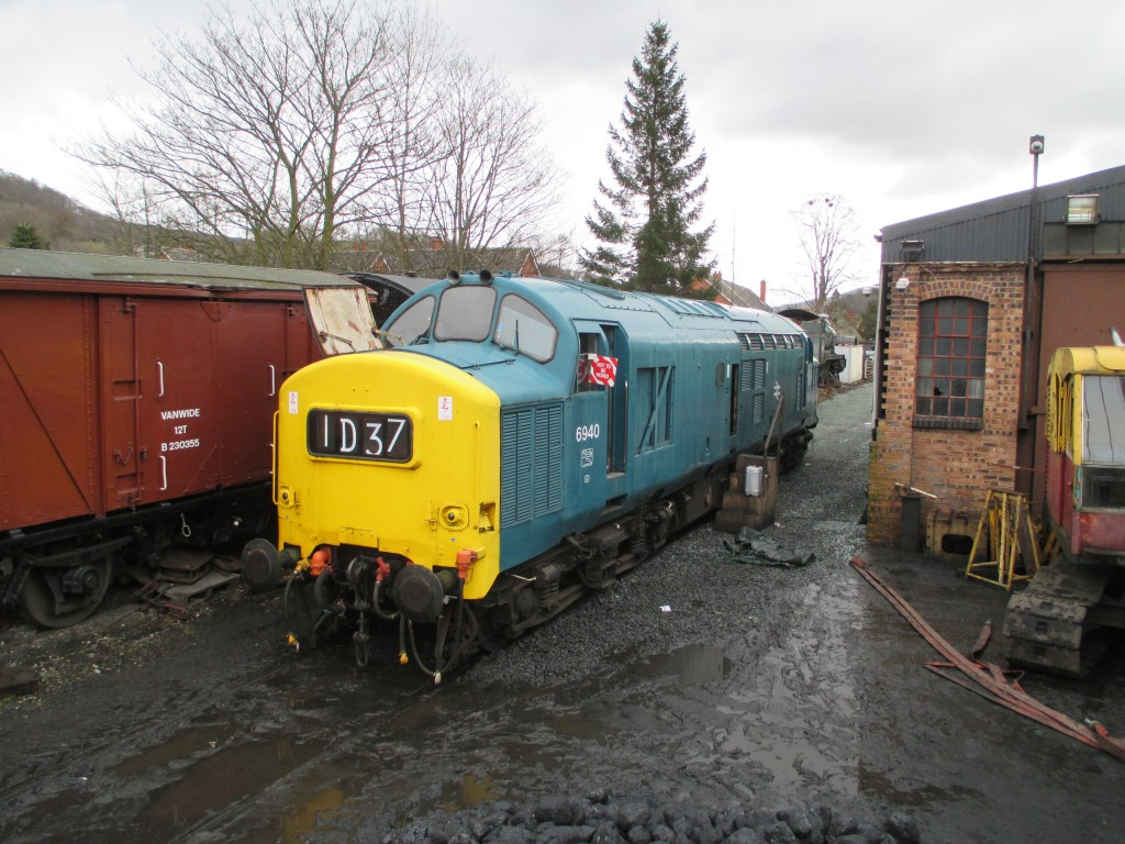 6940 21st Feb - P Coole